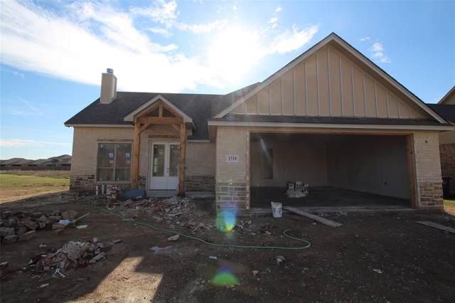 1719 Lakeway Drive, Cleburne, TX 76033 (MLS #14259848) :: Potts Realty Group