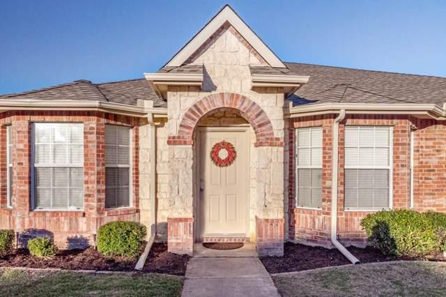 1130 Buckingham Drive, Forney, TX 75126 (MLS #14259867) :: Maegan Brest | Keller Williams Realty