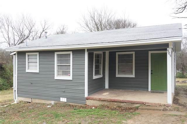505 E Shepherd Street, Denison, TX 75021 (MLS #14259869) :: RE/MAX Pinnacle Group REALTORS