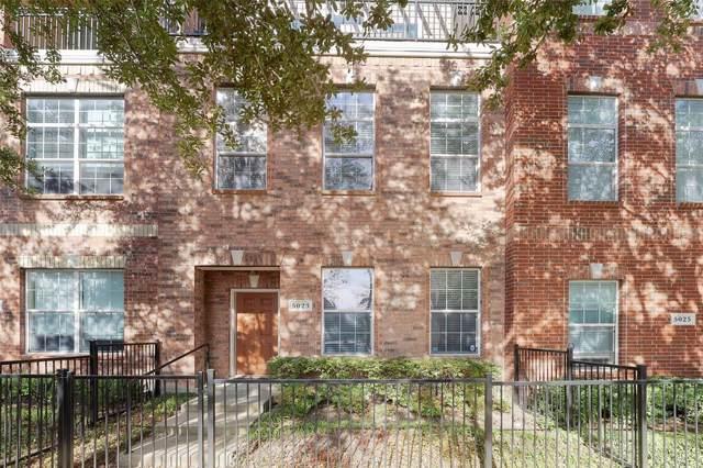 5023 Morris Avenue #24, Addison, TX 75001 (MLS #14259895) :: The Hornburg Real Estate Group