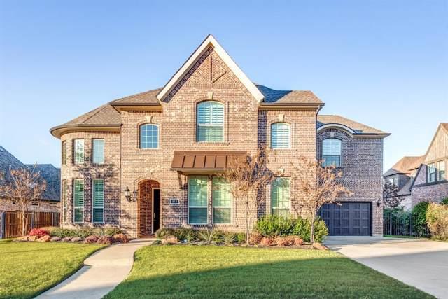 212 Hawks Ridge Trail, Colleyville, TX 76034 (MLS #14259903) :: Team Hodnett