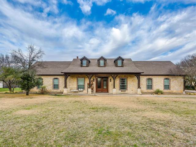 105 Hollow Drive, Aledo, TX 76008 (MLS #14259908) :: Potts Realty Group