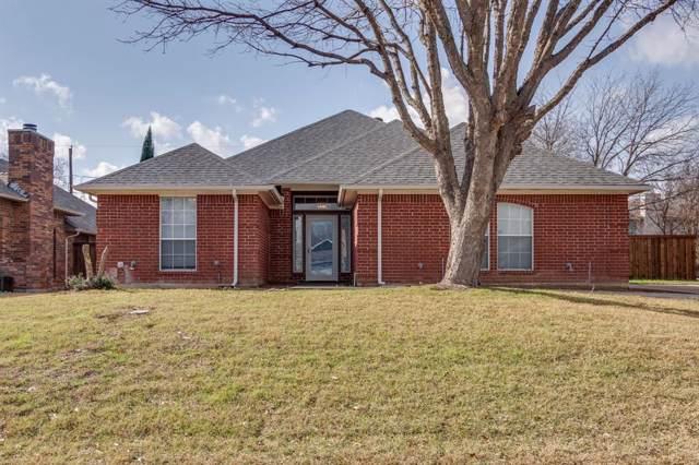 5617 Guadalajara Drive, North Richland Hills, TX 76180 (MLS #14259931) :: Trinity Premier Properties