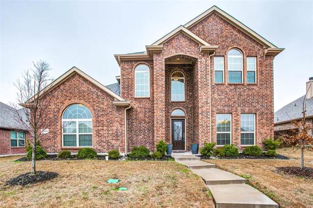 1320 White Water Lane, Rockwall, TX 75087 (MLS #14259937) :: The Welch Team