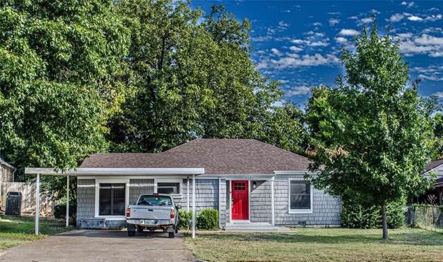 6220 Malvey Avenue, Fort Worth, TX 76116 (MLS #14259945) :: The Kimberly Davis Group