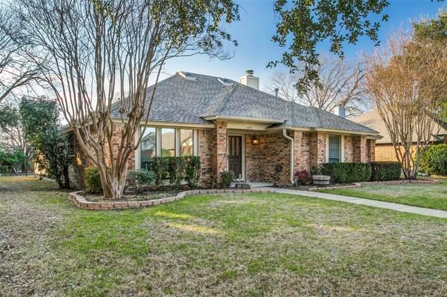 1925 Crestside Circle, Carrollton, TX 75007 (MLS #14259948) :: Robbins Real Estate Group
