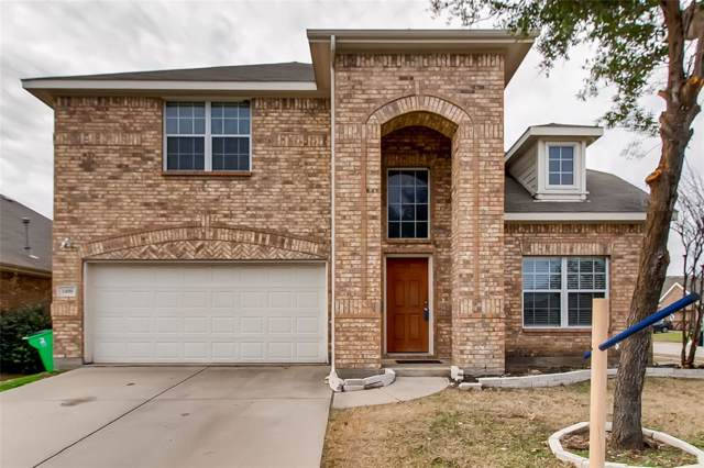 1400 Hawk Valley Drive, Little Elm, TX 75068 (MLS #14259960) :: RE/MAX Landmark