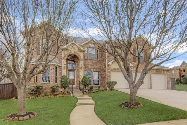 3020 Clay Trail, Corinth, TX 76210 (MLS #14259964) :: Real Estate By Design