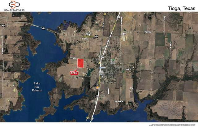 0000 Stirrup, Tioga, TX 76271 (MLS #14259965) :: The Tierny Jordan Network