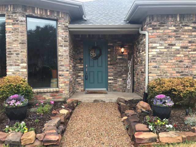 1203 High Meadow, Allen, TX 75002 (MLS #14259969) :: The Hornburg Real Estate Group