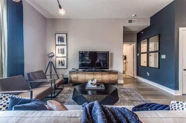 4605 Cedar Springs Road #334, Dallas, TX 75219 (MLS #14259996) :: The Hornburg Real Estate Group