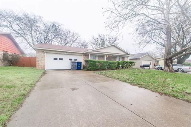 857 Lexington Drive, Lancaster, TX 75134 (MLS #14260011) :: Van Poole Properties Group