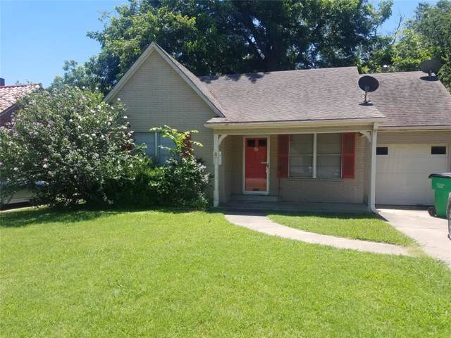 1404 E California Street, Gainesville, TX 76240 (MLS #14260034) :: Hargrove Realty Group