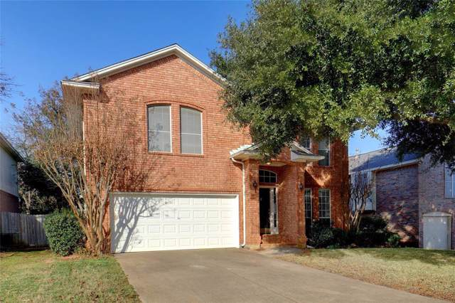 1804 Hunters Ridge Drive, Grapevine, TX 76051 (MLS #14260040) :: EXIT Realty Elite
