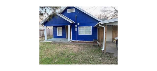 312 Marshall Street, Sanger, TX 76266 (MLS #14260045) :: Trinity Premier Properties