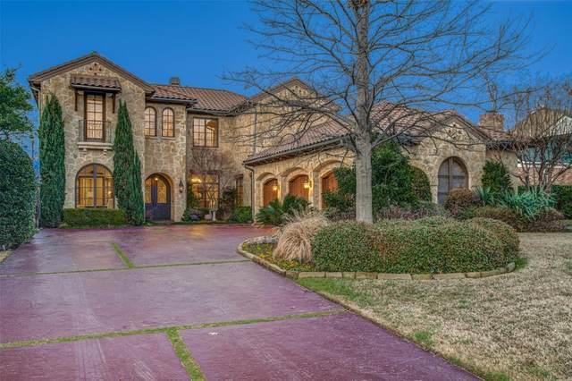 6709 Stichter Avenue, Dallas, TX 75230 (MLS #14260063) :: Caine Premier Properties