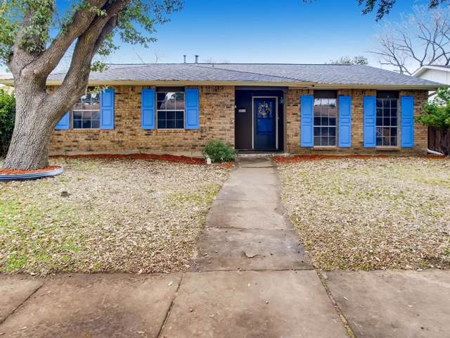 2817 Clover Valley Drive, Garland, TX 75043 (MLS #14260069) :: All Cities Realty