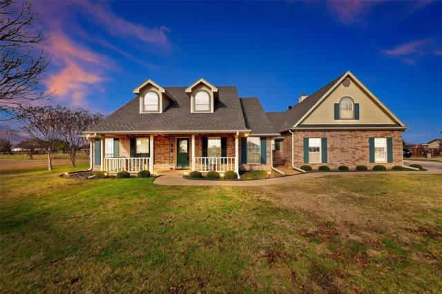 11600 Hill Country Circle, Ponder, TX 76259 (MLS #14260091) :: The Real Estate Station