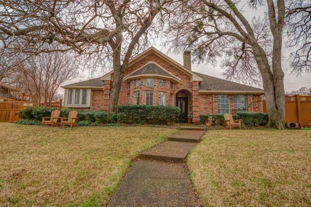 317 Plantation Drive, Coppell, TX 75019 (MLS #14260093) :: Hargrove Realty Group