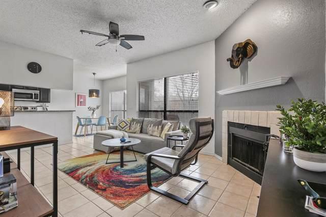 7340 Skillman #1118, Dallas, TX 75231 (MLS #14260105) :: The Hornburg Real Estate Group