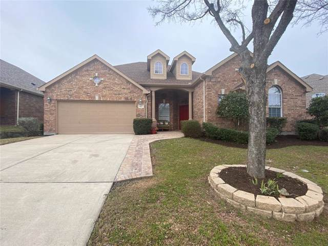 417 Black Diamond Court, Fairview, TX 75069 (MLS #14260141) :: All Cities Realty