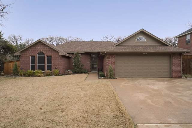 512 Addison Street, Lake Dallas, TX 75065 (MLS #14260151) :: Baldree Home Team