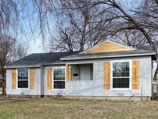 8701 Odom Drive, Dallas, TX 75217 (MLS #14260152) :: Frankie Arthur Real Estate