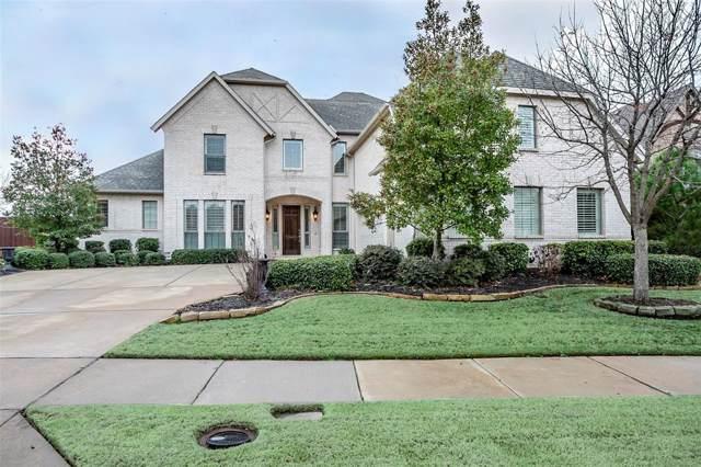 2481 Pritchett Drive, Frisco, TX 75036 (MLS #14260156) :: The Real Estate Station