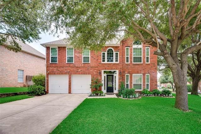 2700 Pin Oak Drive, Grapevine, TX 76051 (MLS #14260177) :: The Rhodes Team