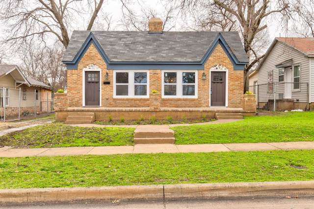 1004 E Ramsey Avenue, Fort Worth, TX 76104 (MLS #14260179) :: Trinity Premier Properties
