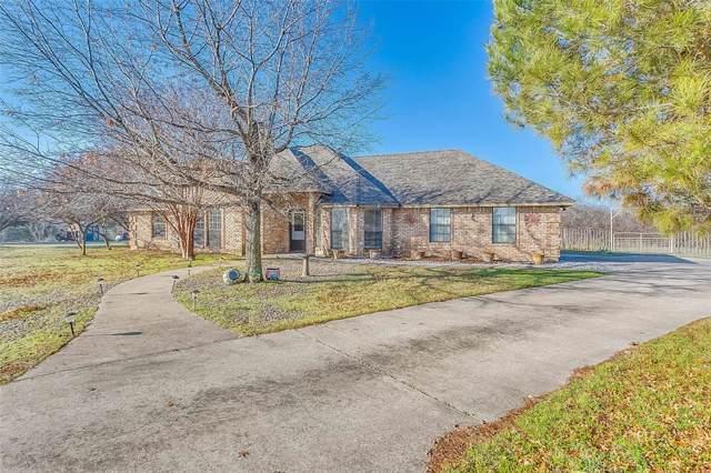 115 Ridgecrest Drive, Aledo, TX 76008 (MLS #14260185) :: The Mauelshagen Group