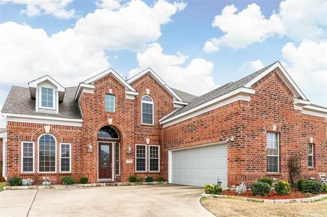 3031 Trevino, Grand Prairie, TX 75054 (MLS #14260192) :: The Hornburg Real Estate Group