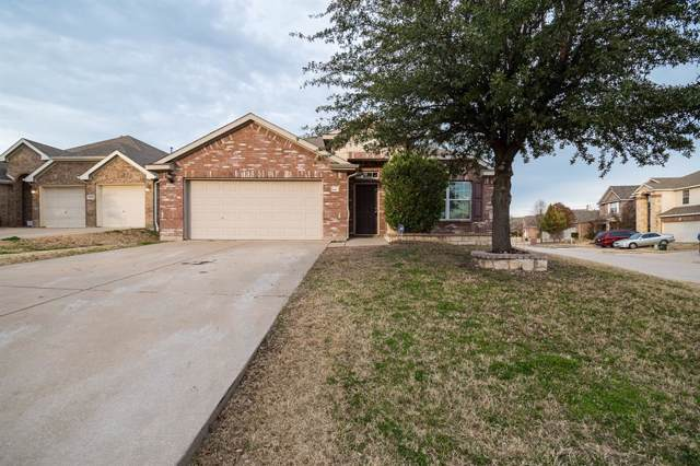 3917 Yarberry Court, Fort Worth, TX 76262 (MLS #14260194) :: Justin Bassett Realty