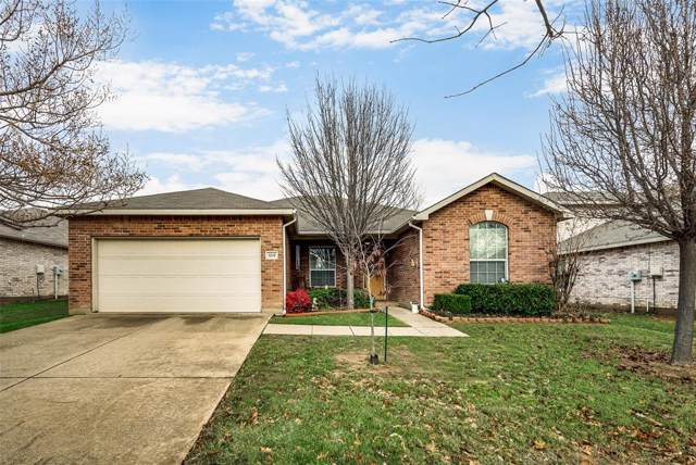 3201 Groveland Terrace, Denton, TX 76210 (MLS #14260198) :: Team Tiller