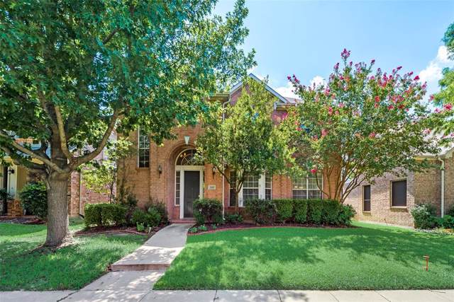 2009 Londonderry Drive, Allen, TX 75013 (MLS #14260204) :: Robbins Real Estate Group
