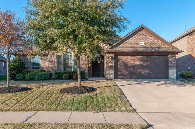 2309 Freeland Ridge Drive, Fort Worth, TX 76177 (MLS #14260214) :: RE/MAX Pinnacle Group REALTORS