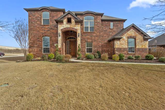 448 Lovelock Drive, Fort Worth, TX 76108 (MLS #14260220) :: The Chad Smith Team