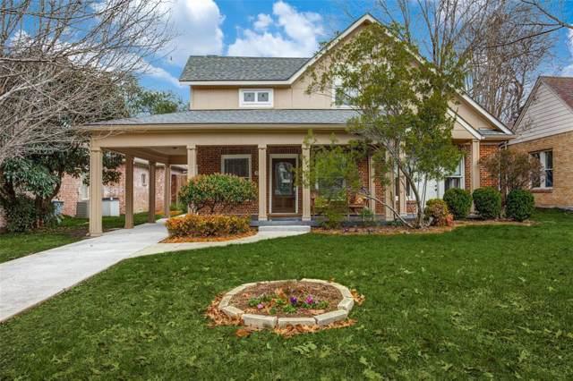 5739 Marquita, Dallas, TX 75214 (MLS #14260234) :: The Hornburg Real Estate Group