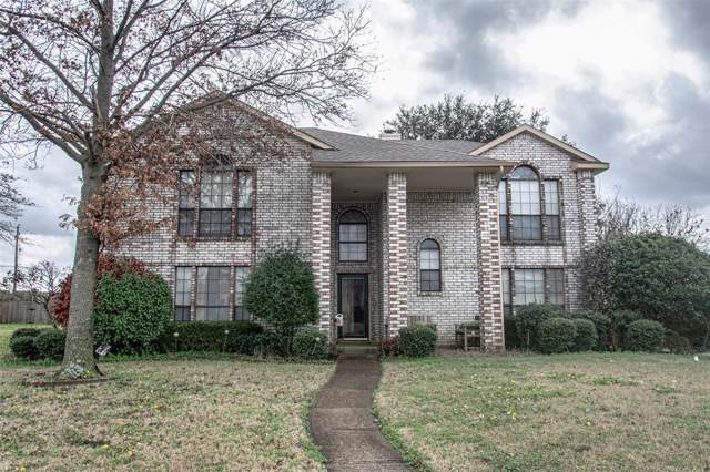 1026 Braewick Court, Mesquite, TX 75181 (MLS #14260240) :: The Good Home Team