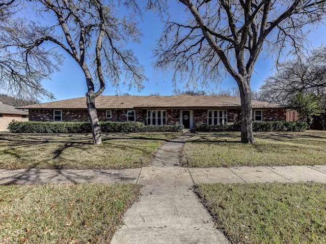 2310 Sylvan Drive, Garland, TX 75040 (MLS #14260245) :: NewHomePrograms.com LLC