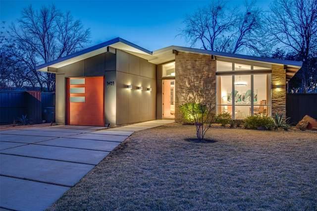 5403 Bradford Drive, Dallas, TX 75235 (MLS #14260247) :: Vibrant Real Estate