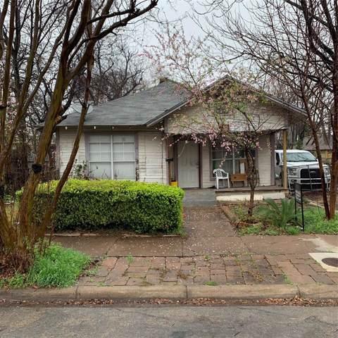 416 Graham Avenue, Dallas, TX 75223 (MLS #14260248) :: EXIT Realty Elite