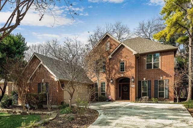 807 Buffalo Springs Drive, Allen, TX 75013 (MLS #14260283) :: The Kimberly Davis Group
