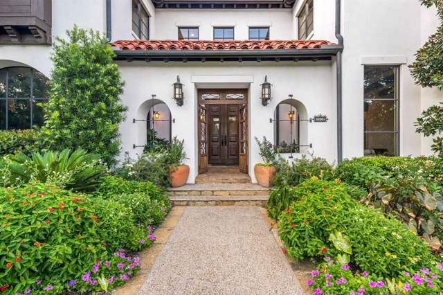 3502 Caruth Boulevard, University Park, TX 75225 (MLS #14260321) :: Ann Carr Real Estate