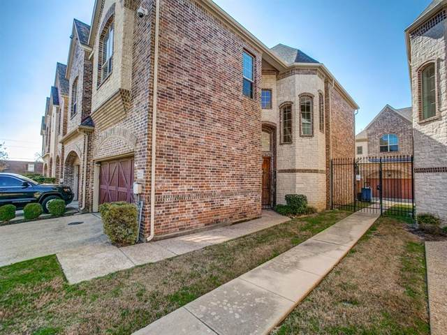 2211 Kirby Street, Dallas, TX 75204 (MLS #14260342) :: Team Tiller