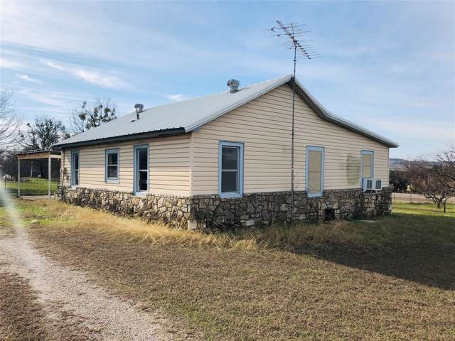 1037 County Road 2004, Glen Rose, TX 76043 (MLS #14260352) :: The Chad Smith Team