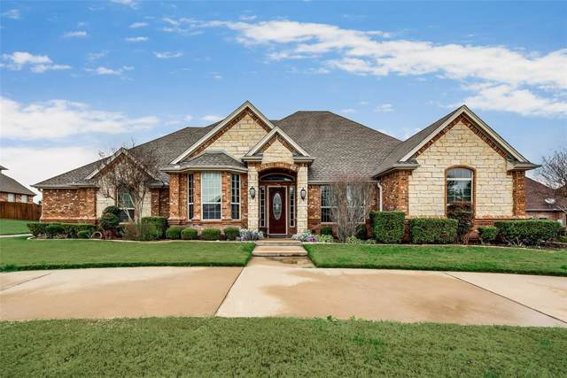 8241 Glenwick Drive, Waxahachie, TX 75167 (MLS #14260367) :: The Mauelshagen Group