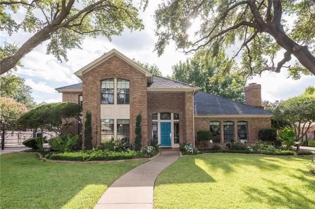 6705 Ashbrook Drive, Fort Worth, TX 76132 (MLS #14260372) :: Frankie Arthur Real Estate