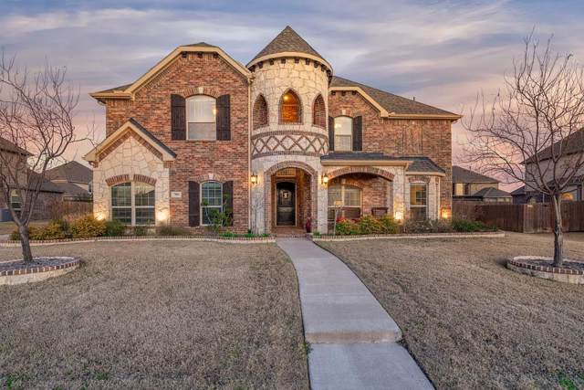 700 Sierra Avenue, Mansfield, TX 76063 (MLS #14260389) :: The Hornburg Real Estate Group