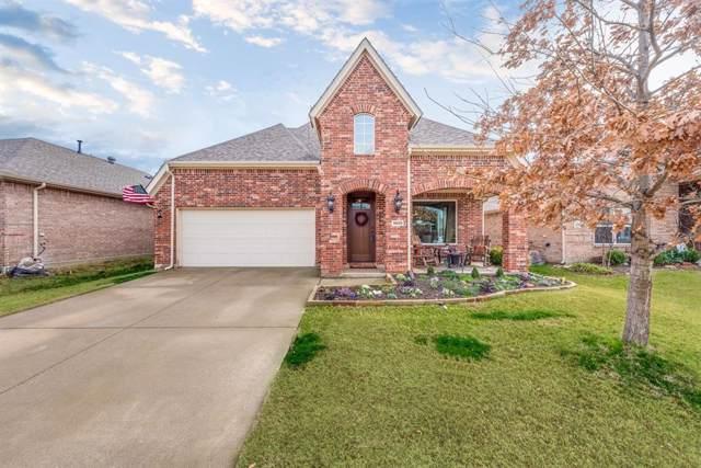 9605 Meadowpark Drive, Denton, TX 76226 (MLS #14260393) :: Team Tiller